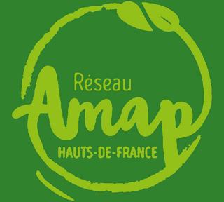 logo du réseau Amap HdF